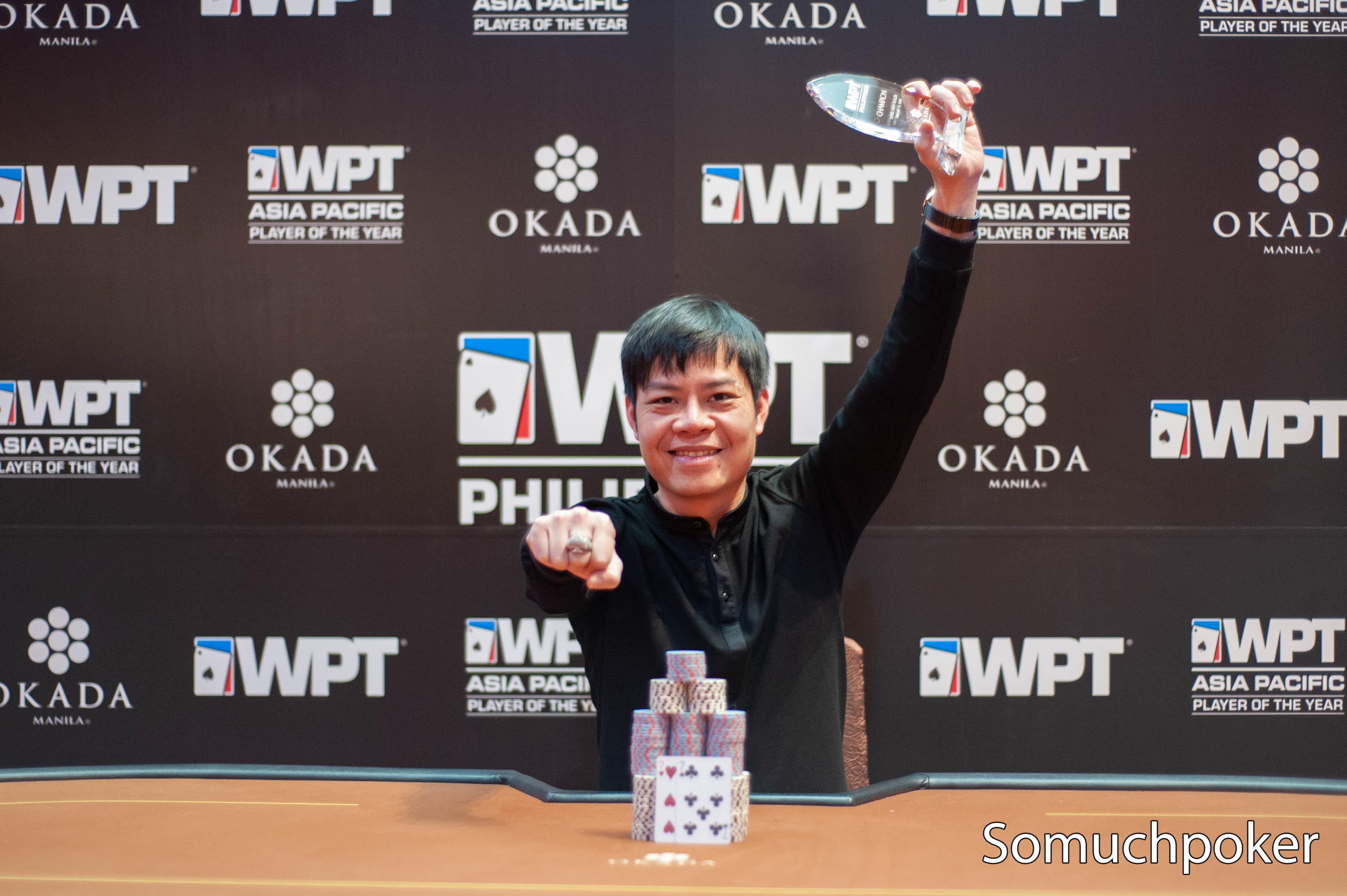 WPT Philippines: Cao Ngoc Anh crushes the Super High Roller; Mike Takayama wins the Single Day HR