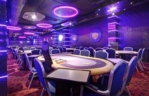 Rebuy Stars Casino Luka poker room