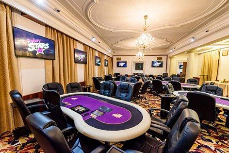 Casino Savarin poker room