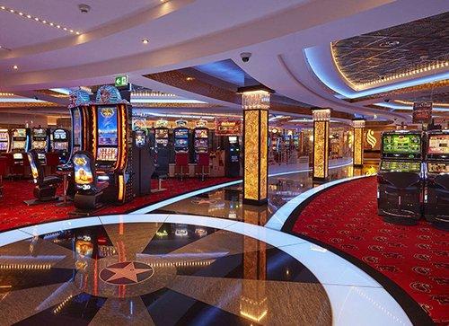 Swiss Casino St.Gallen inside