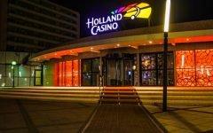 Zandvoort casino outside