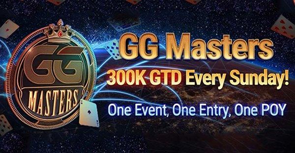 GGPoker Masters banner