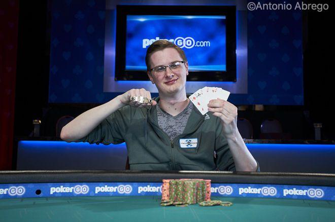 Kevin Gergart poker 2