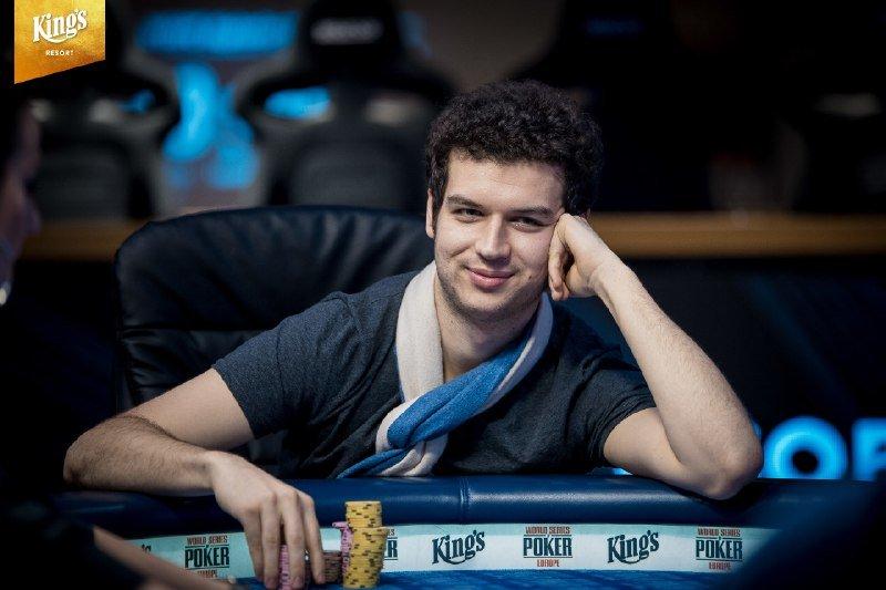 Michael Adamo poker