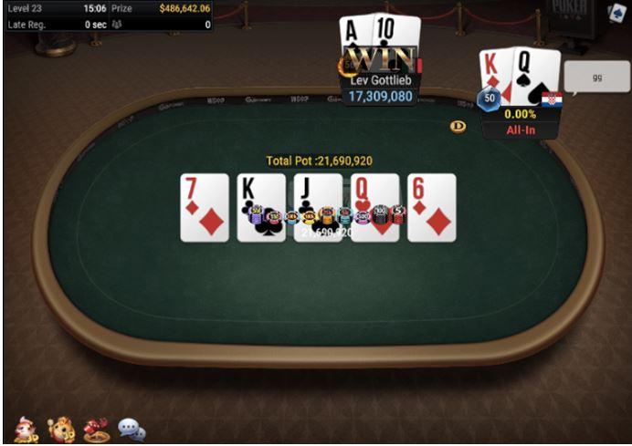 WSOP 43 10K Short Deck No Limit Hold'em Championship