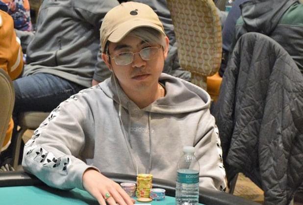 "Kenny ""Chopuh"" Hyunh - Photo WSOP.com"