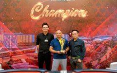 corona championship poker champion 1
