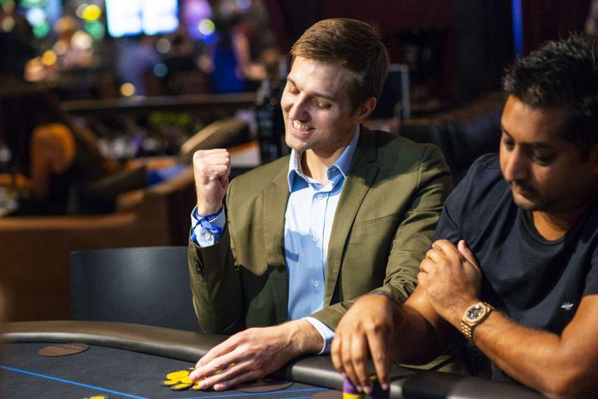 tony dunst poker