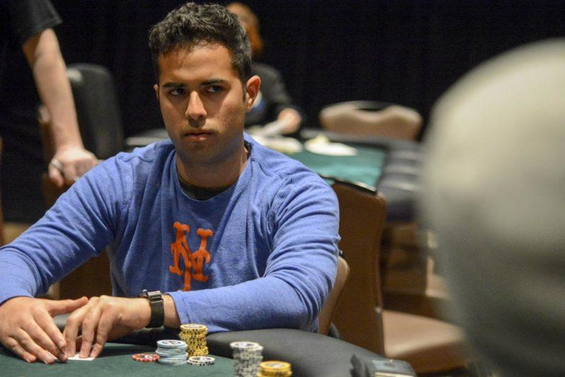 Ajay Chabra poker