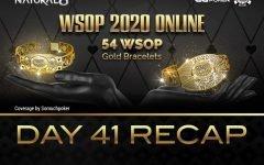 BANNER RECAP WSOP 2020 BANNER RECAP WSOP 2020 41