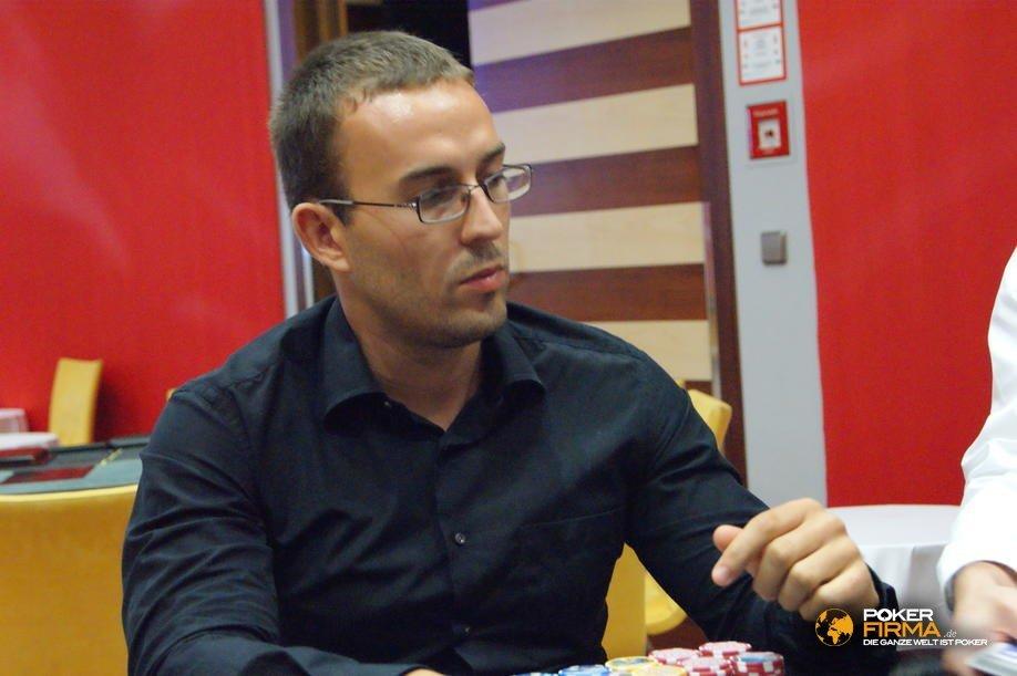 Gregor Müller poker