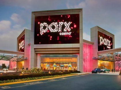 Parx Casino Philadelphia poker room
