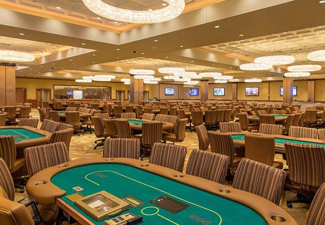 Parx casino poker room