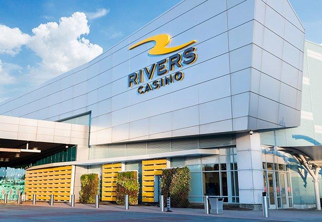 Rivers Casino Philadelphia outside