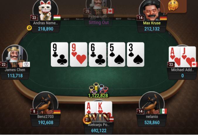 WSOP 70 25000 NLH POKER PLAYER CHAMPIONSHIP final table