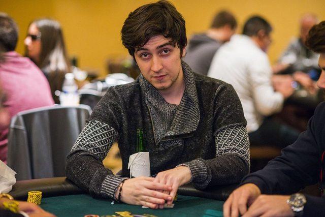 Ali Imsirovic at the WPT