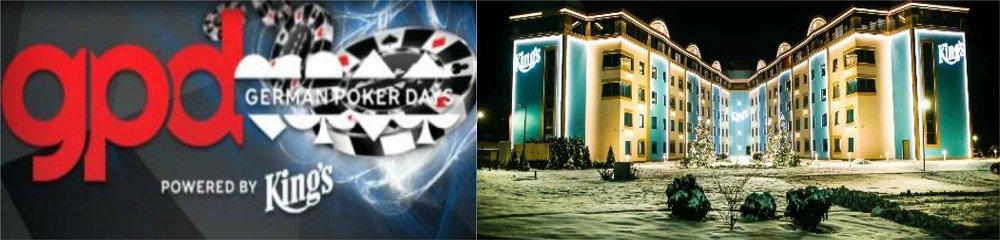 german poker days kings casino