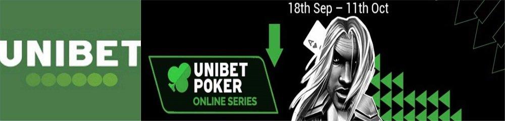 unibet online poker series