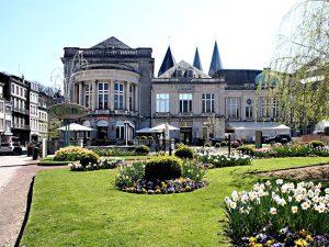 Casino de Spa from the outside