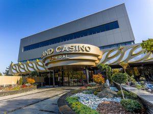 Grand Admiral Casino building