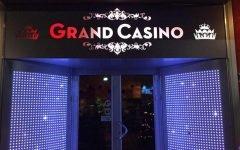 Grand Casino outside