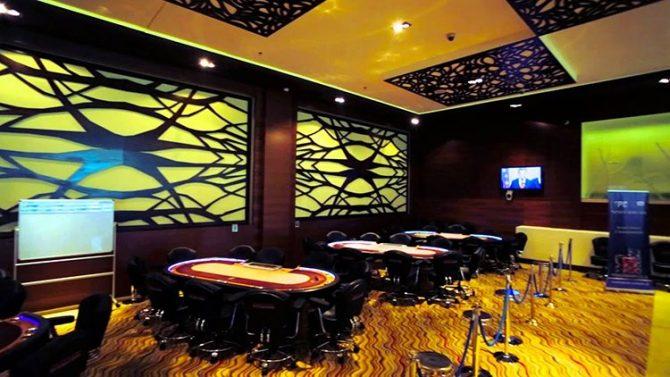 International Hotel Casino poker room