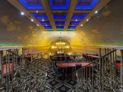 Inside Luckia Casino Pula