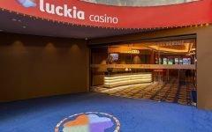 Luckia Casino Zagreb outside