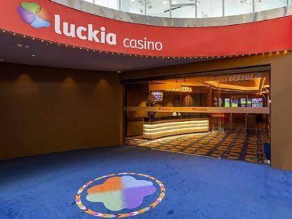 Luckia Casino poker room