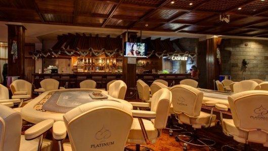 Casino Platinum Bansko poker room