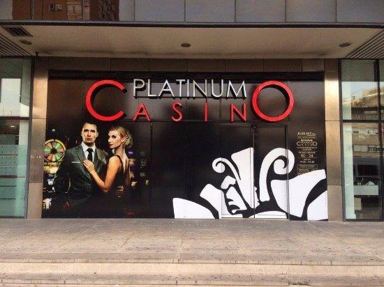 Platinum Casino Split