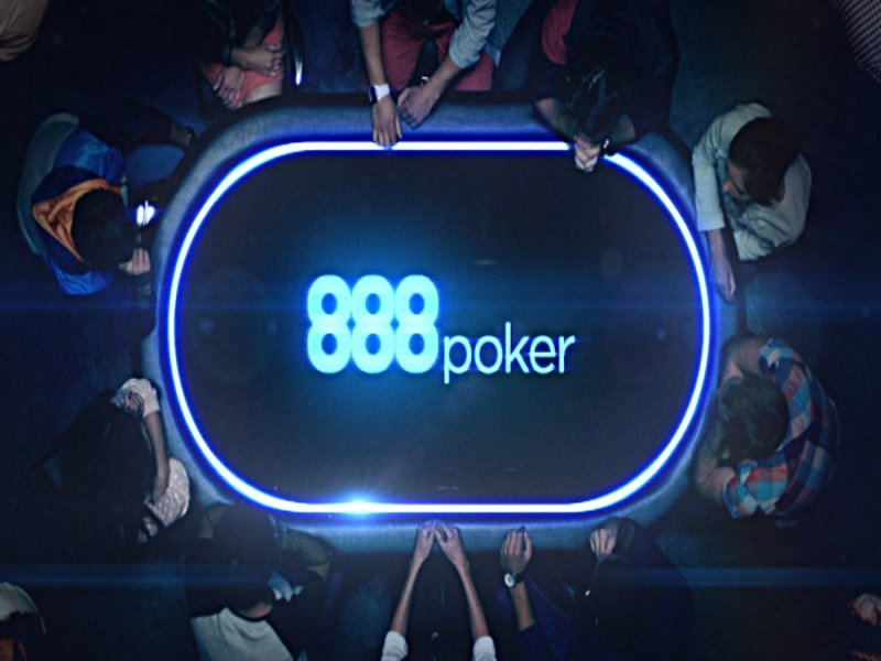Exclusive Freeroll on 888Poker: $100 for Grab - No Deposit Needed!