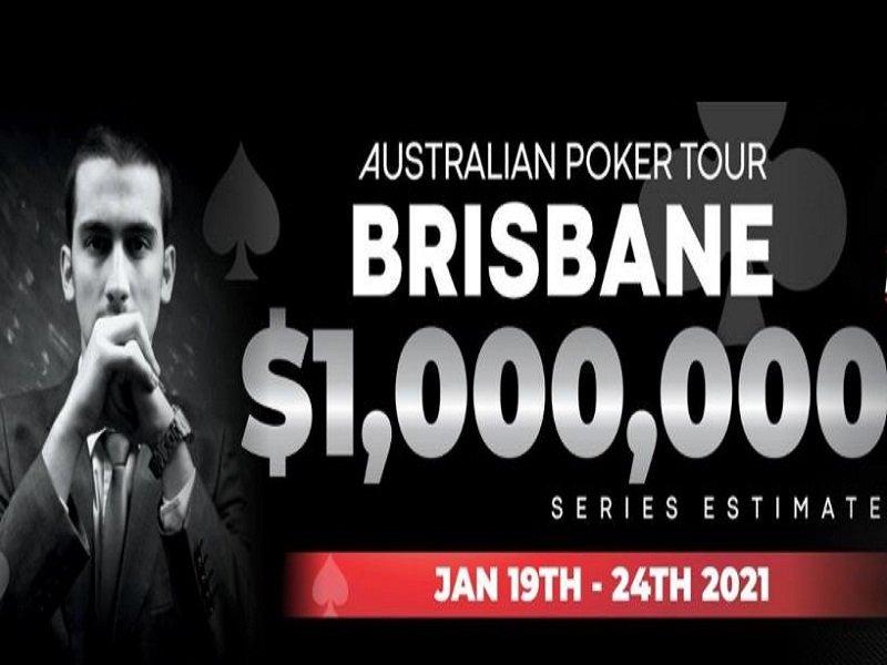 Australian Poker Tour Brisbane Season 4 Schedule