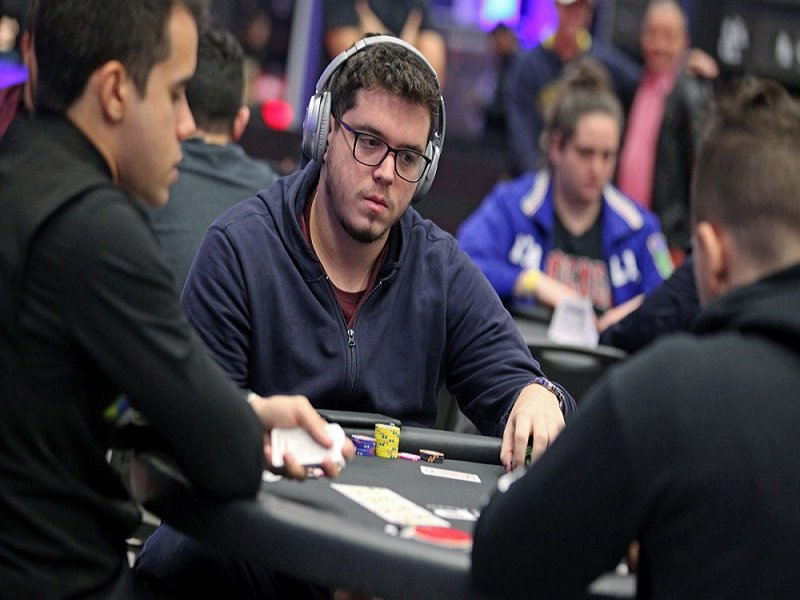 Final 9 players of the 2020 WSOP No Limit Hold'em Main Event International Championship