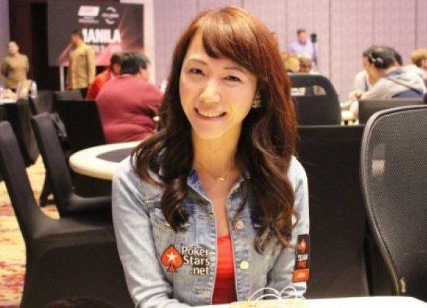 Celina Lin and Chris Moneymaker exit PokerStars' umbrella to start the year