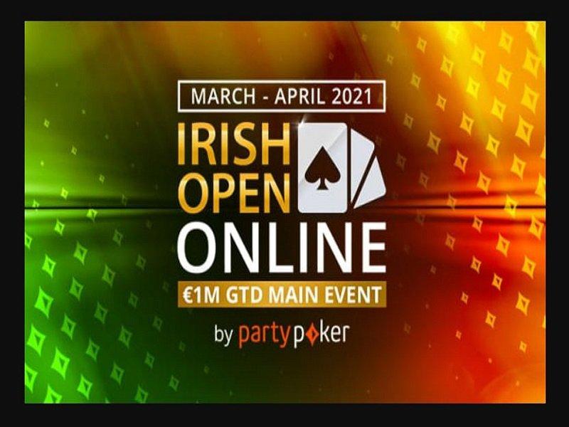 Irish Open 2021 Online Schedule