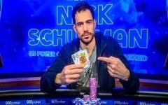 nick schulman poker