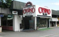 Casino Bled outside