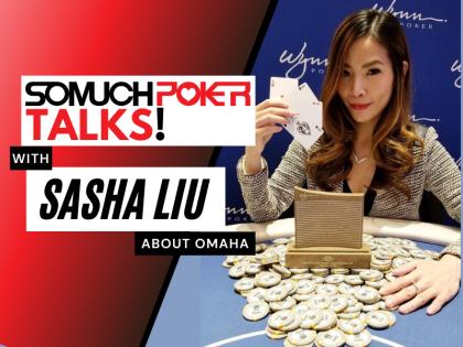 SMP Talks - Sasha Liu