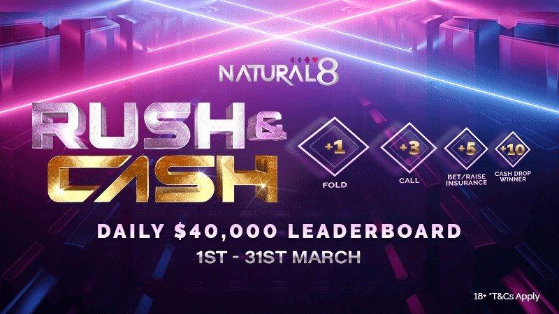 nat8 rush