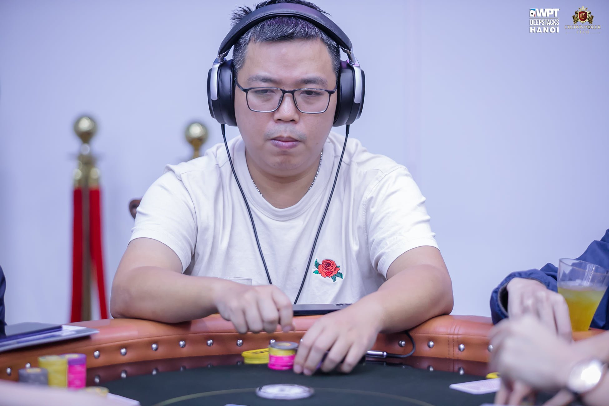 WPTDeepStacks Hanoi: Warm Up Event draws 357, smashes guarantee; 45 players advance to Day 2; Superstack & Single Day High Roller up next