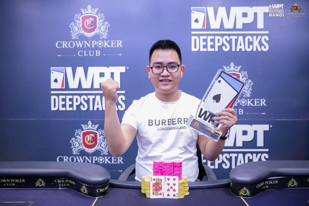 Tạ Khánh Linh WPT Deepstack Turbo