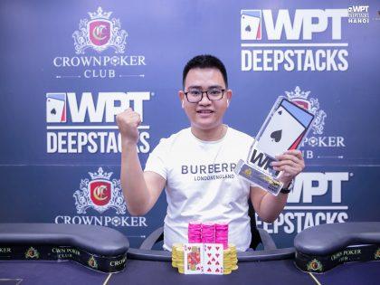 Tạ Khánh Linh - WPT Deepstack Turbo