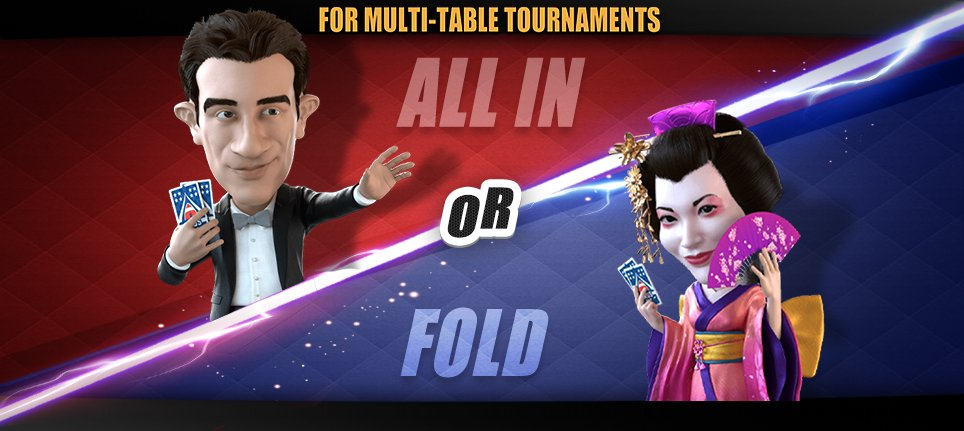 all in or fold bruh