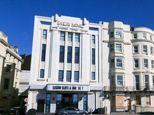 Grosvenor Casino Brighton building