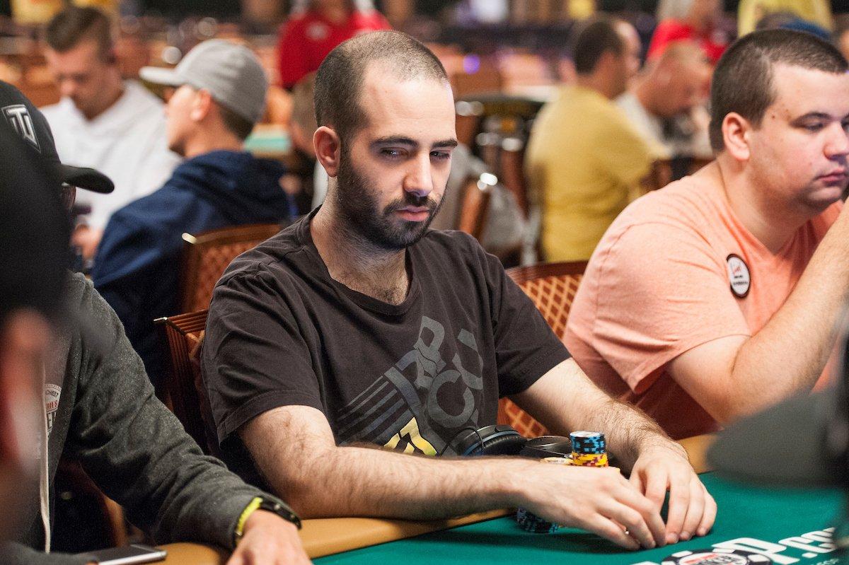 Uri Reichenstein poker