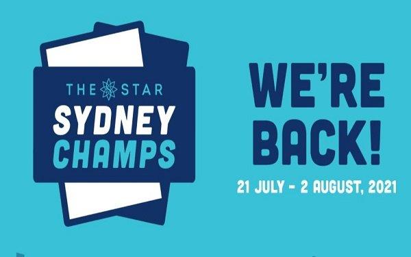 Star Poker Sydney Champs 2021 Schedule