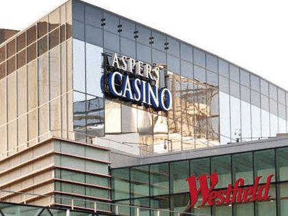 Aspers Casino Stratford City building