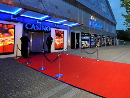 Casino MK Poker Room Milton Keynes entrance