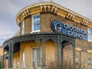 Grosvenor Casino Great Yarmouth building